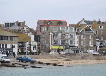 Thumbnail 3 bed flat for sale in Mount Zion, St Ives, Cornwall