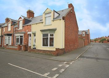 Thumbnail 4 bedroom end terrace house for sale in Dinsdale Road, Roker, Sunderland