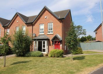 Thumbnail 3 bed terraced house for sale in Magheralave Meadows, Lisburn