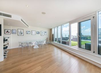 Thumbnail 3 bed flat to rent in Kingfisher House, Battersea Reach