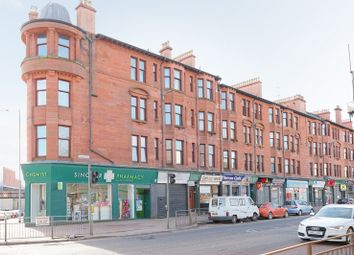 Thumbnail 1 bed flat for sale in Dumbarton Road, Glasgow