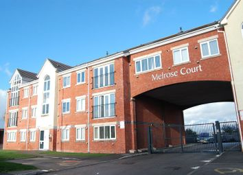 Thumbnail 2 bedroom flat to rent in Melrose Court, Kearsley, Bolton