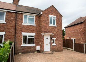 Thumbnail 2 bed end terrace house for sale in The Oval, Market Drayton, Shropshire
