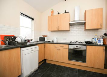 Thumbnail 4 bedroom maisonette to rent in Heaton Hall Road, Heaton, Newcastle Upon Tyne