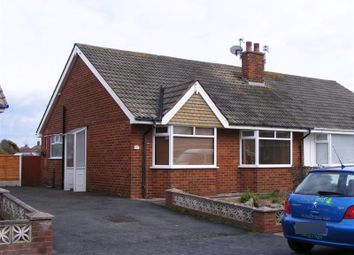 Thumbnail 2 bed semi-detached bungalow to rent in Seabrook Drive, Anchorsholme