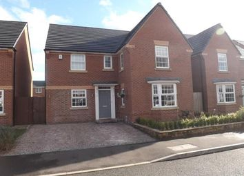 Thumbnail 4 bed detached house for sale in Columbus Place, Great Sankey, Warrington, Cheshire
