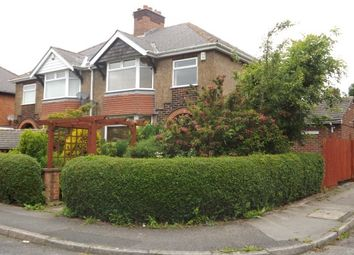 Thumbnail 3 bed property to rent in Columbia Avenue, Sutton In Ashfield