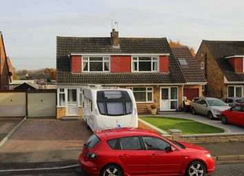Thumbnail 3 bed semi-detached house for sale in Westerfield Way, Nottingham