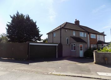 Thumbnail 3 bed end terrace house for sale in Fairmead Road, Croydon