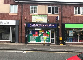 Thumbnail Retail premises for sale in Manchester M9, UK