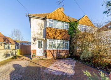 Thumbnail 2 bed semi-detached house for sale in Weydon Hill Road, Farnham