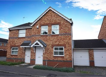 Thumbnail 3 bed semi-detached house for sale in King Street, Gateshead