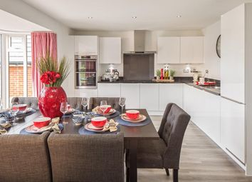 "Thumbnail 4 bed detached house for sale in ""Exeter"" at Murch Road, Dinas Powys"