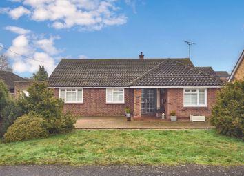 Thumbnail 3 bed detached bungalow for sale in Upper Moorfield Road, Woodbridge