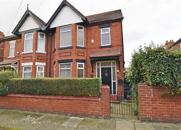Thumbnail 3 bed semi-detached house for sale in Brighton Avenue, Burnage, Manchester