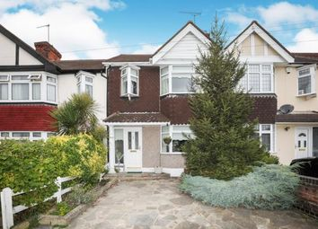 Thumbnail 3 bed terraced house for sale in Collier Row, Romford, Havering