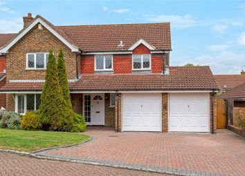 Thumbnail 4 bedroom detached house for sale in Hanover Drive, Chislehurst