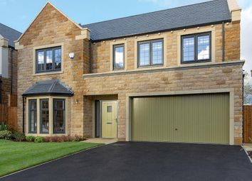 "Thumbnail 5 bedroom detached house for sale in ""The Kirkham"" at Norwood Avenue, Menston, Ilkley"