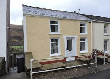 Thumbnail 2 bed end terrace house for sale in Cyfyng Road, Ystalyfera, Ystalyfera Swansea