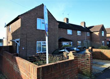 Thumbnail 2 bed semi-detached house for sale in Gloucester Road, Aldershot, Hampshire