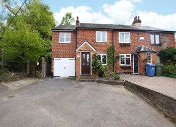 Thumbnail 3 bed end terrace house for sale in Rosedale Cottage, Long Hill Road, Ascot