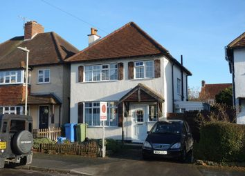 Thumbnail 3 bed detached house for sale in Northbrook Road, Aldershot