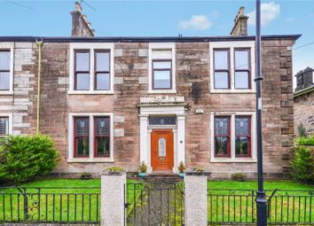 Thumbnail 3 bed flat for sale in Burnbank Terrace, Kilsyth, Glasgow