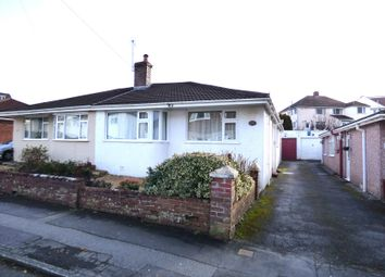 Thumbnail 2 bed semi-detached bungalow for sale in Lynwood Avenue, Plympton, Plymouth