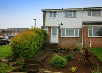 Thumbnail 3 bedroom end terrace house to rent in Frobisher Drive, Saltash