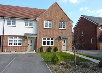 Thumbnail 3 bed link-detached house for sale in Sheldon Road, Scartho Top, Grimsby