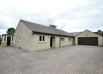 Thumbnail 4 bed detached bungalow for sale in St Michaels Close, Crich, Derbyshire