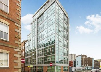 Thumbnail 2 bed flat for sale in Marlborough House, 1 Duke Street, Leicester, Leicestershire