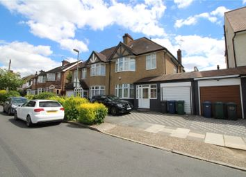 Thumbnail 4 bed property to rent in Ashurst Road, Barnet