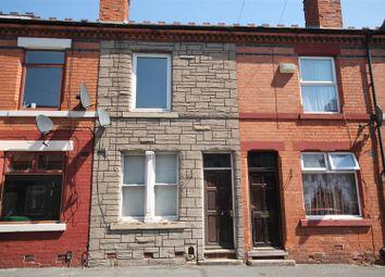Thumbnail 2 bedroom terraced house for sale in Hudson Street, Nottingham