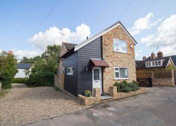 Thumbnail 3 bed link-detached house for sale in Market Lane, Linton, Cambridge