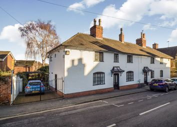 Thumbnail 3 bedroom semi-detached house for sale in High Street, Repton, Derby