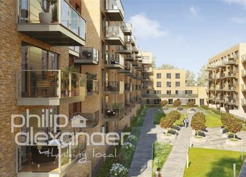 Thumbnail 1 bedroom flat for sale in Purser Court, Smithfield Square, Hornsey
