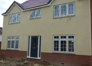 Thumbnail 4 bed detached house for sale in Leckwith Drive, Bridgend, Mid Glamorgan.