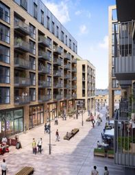 Thumbnail 1 bed flat for sale in Wandsworth High Street, London