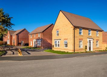 "Thumbnail 4 bed detached house for sale in ""Cornell"" at Nine Days Lane, Redditch"