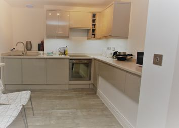 Thumbnail 1 bed flat for sale in The Precinct, High Street, Egham