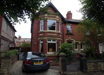 Thumbnail 2 bed flat to rent in Mostyn Avenue, West Kirby, Wirral