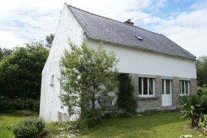 Thumbnail 2 bed detached house for sale in Motreff, Bretagne, 29270, France