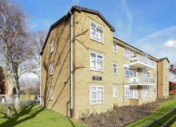 Thumbnail 4 bed flat for sale in Fayland Avenue, London