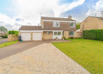 Thumbnail 4 bed detached house for sale in The Grove, Malmesbury