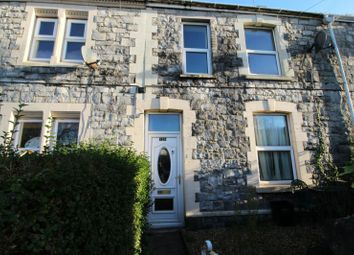 Thumbnail 3 bedroom terraced house for sale in Cowbridge Road, Bridgend, Mid Glamorgan