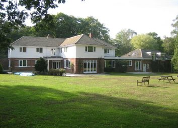 Thumbnail 7 bed detached house to rent in East Drive, Wentworth, Virginia Water