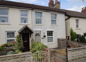 Thumbnail 2 bed end terrace house for sale in High Street, Wroughton, Swindon