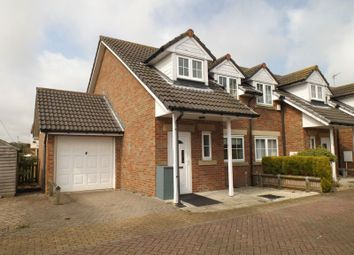 Thumbnail 1 bed end terrace house to rent in Station Mews, Widdrington, Morpeth