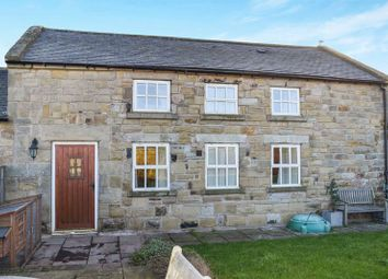 Thumbnail 4 bed barn conversion for sale in Warenford, Belford